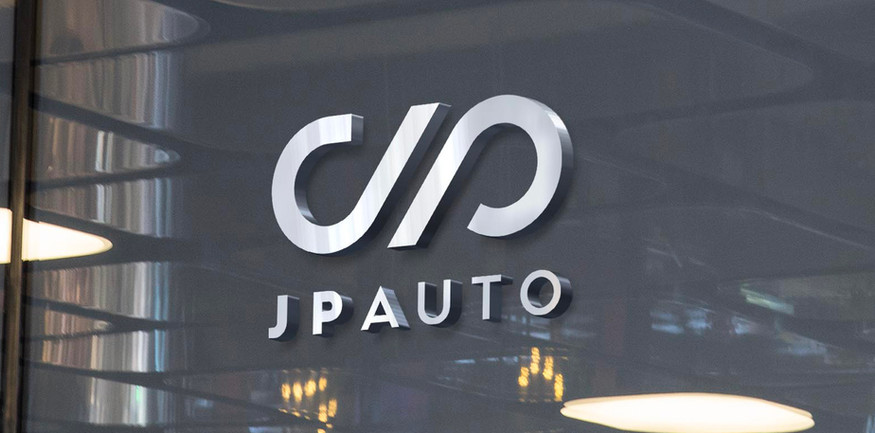 logo auto dealer www.youngheads.co (JP AUTO)