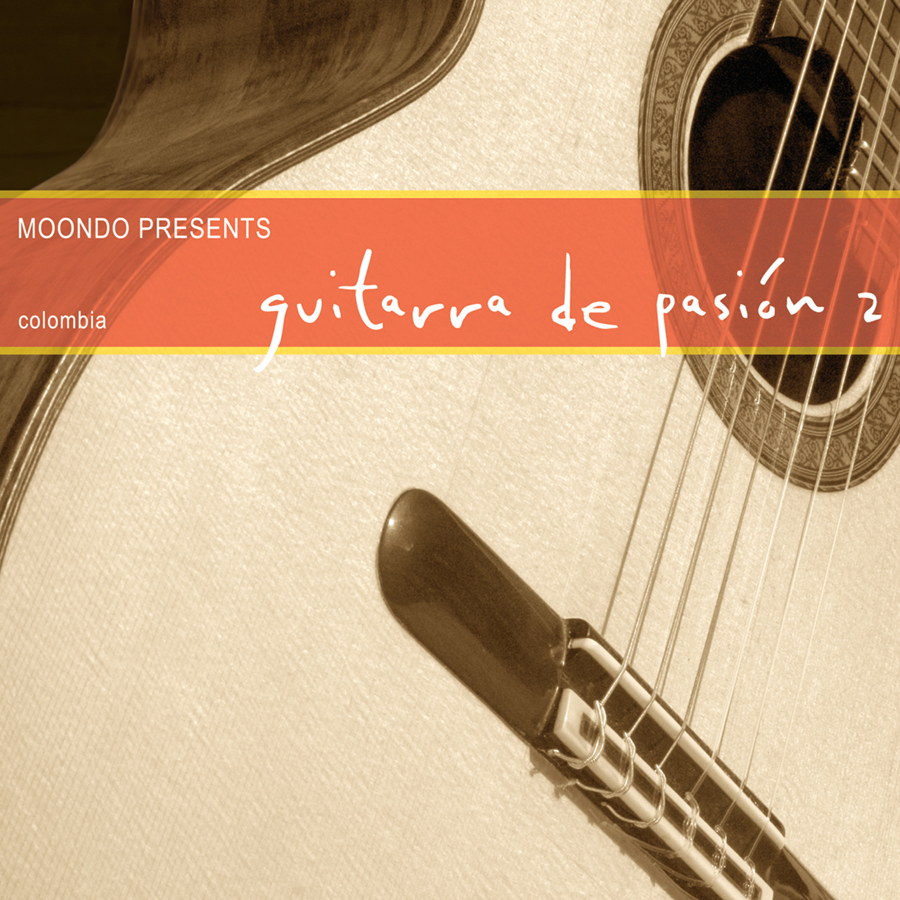 Gtr De Pasión Vol. 2_Moondo Music LLC