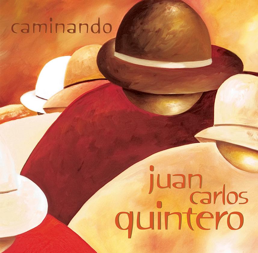 Caminando_Cover for WebSite