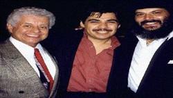 Tito Puente, JC, Poncho Sanchez