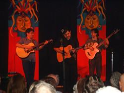 Jimmy Mahlis, JC, Guillermo Guzman
