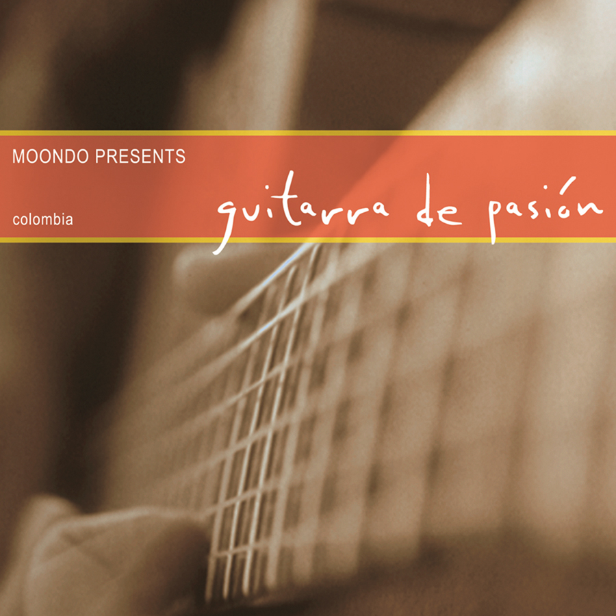 Gtr De Pasión Vol. 1_Moondo Music LLC