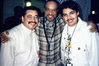 w Justo Almario, Grover Washington Jr.