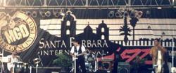 in Santa Barbara