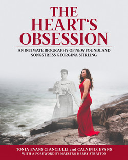 The Heart's Obsession Book
