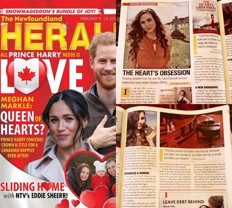 Newfoundland HERALD Interview