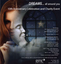 DREAMS, Anniversary & Charity Event