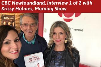 CBC Newfoundland Interview