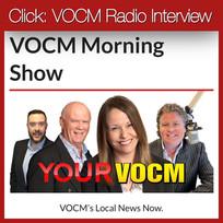 VOCM Radio Interview