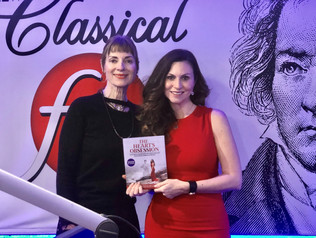 Classical FM Interview with Jean Stillwell