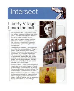 Calling On Liberty, Liberty Village