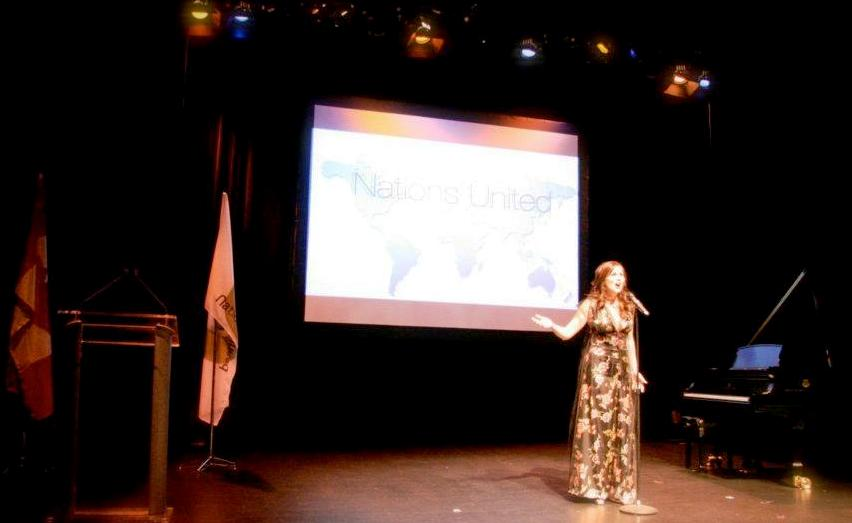 Nations United Awards Gala, 2012