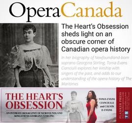 Opera Canada Magazine
