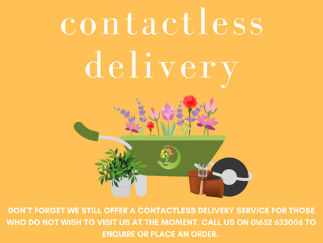 Deepdale Contactless Delivery Service