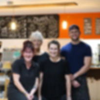 Deepdale Garden Centre Cafe Team