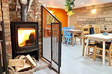Cafe at Deepdale Garden Centre