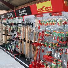 Garden Tools & Accessories at Deepdale Garden Centre