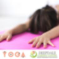 Yoga at Deepdale Garden Centre
