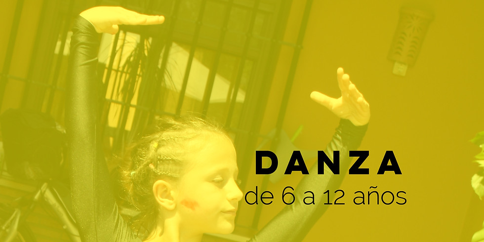 DANZA | MOVIMIENTO CREATIVO