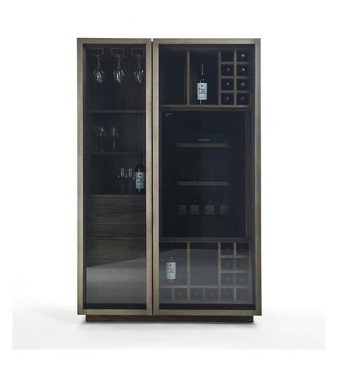 Cambusa Glass Cabinet