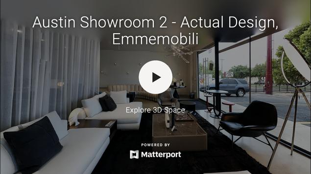 Austin Showroom 2 Actual Design, Emmemobili