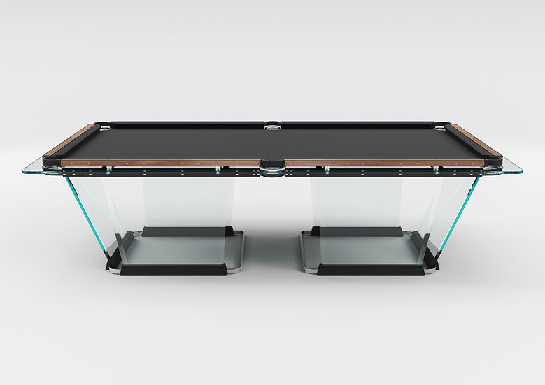 T 1.3 Wood Pool Table