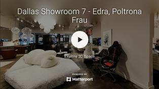 Dallas Showroom 7 - Edra, Poltrona Frau