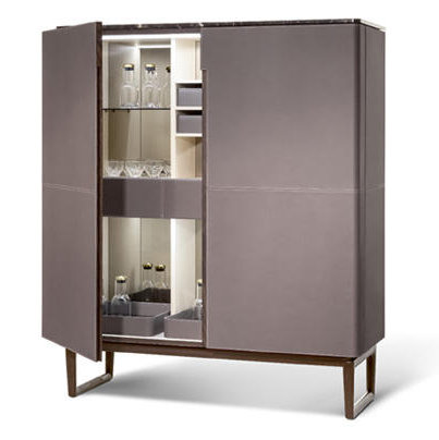 Fidelio Mobile Bar Cabinet