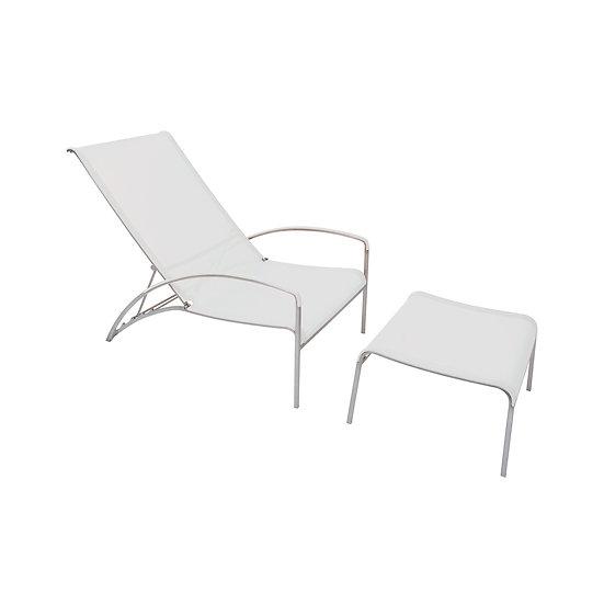 QT Relax Lounge Chair Ottoman