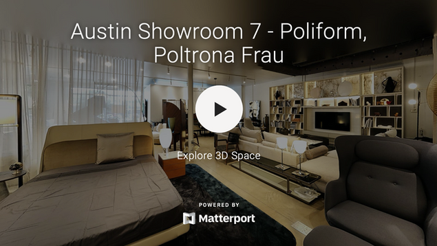 Austin Showroom 7 - Poliform, Poltrona Frau
