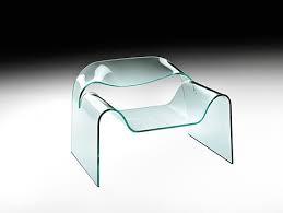 Ghost Glass Armchair