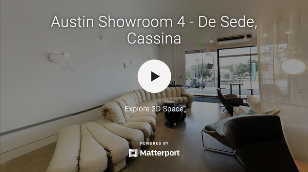 Austin Showroom 4 - de Sede, Cassina