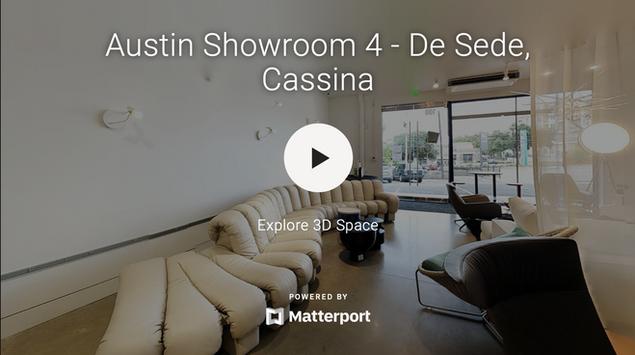 Austin Showroom 4 - de Sede, Cassina