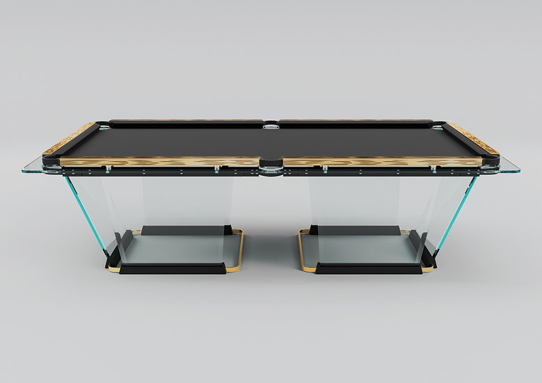 T 1.2 Pool Gold LE Table