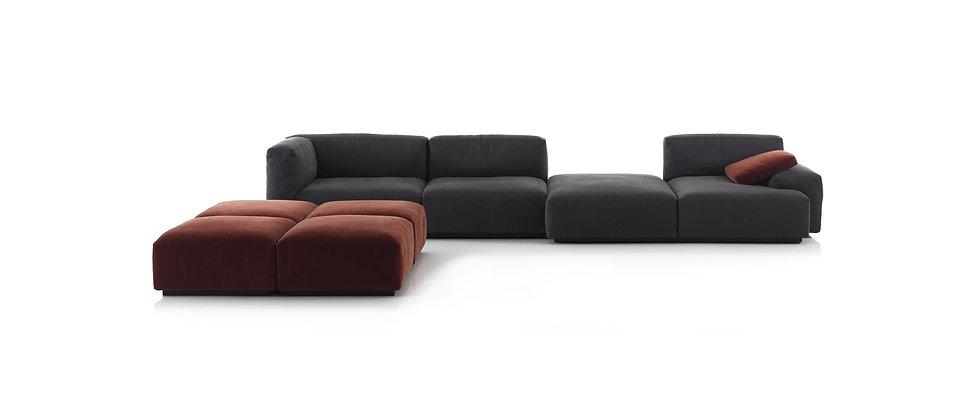 Mex Cube Sectional Sofa