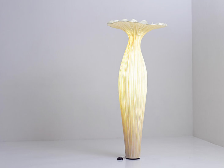 Morning Glory Floor Lamp
