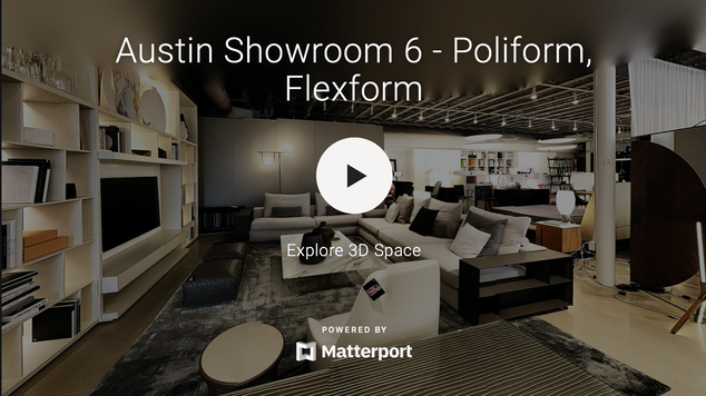 Austin Showroom 6 - Poliform, Flexform