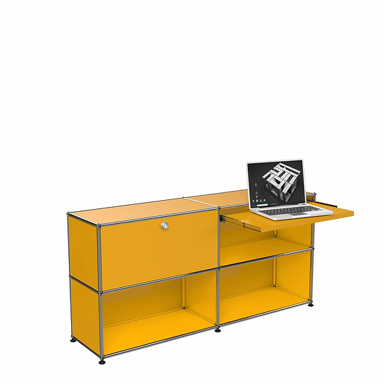 Haller Custom Desk Unit F2