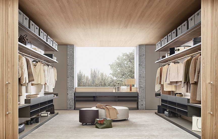 Ubik WalkIn Closet System