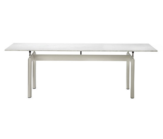 LC6 Ivory Base/Carrara