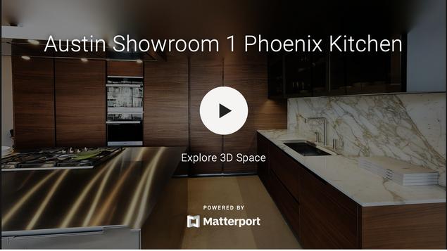 Austin Showroom 1 Phoenix Kitchen