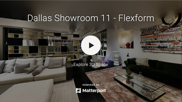 Dallas Showroom 11 Flexform