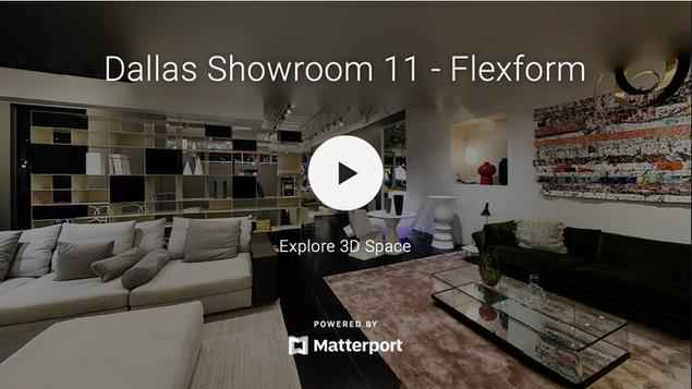 Dallas Showroom 11 Flexform