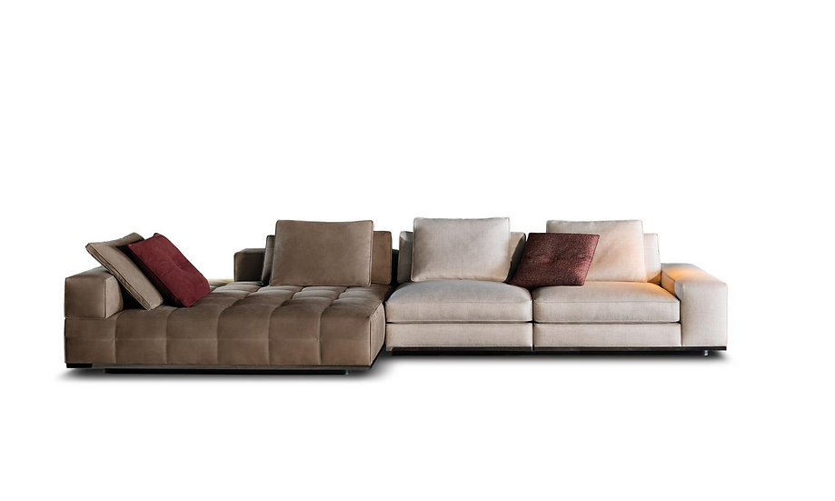 Lawrence Sofa Sectional (Available Austin Only)