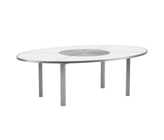 Oval O-Zon Table