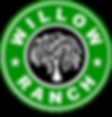 Willow Ranch Logo (round) final white.pn