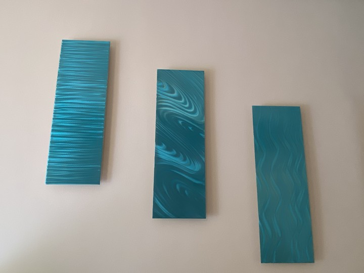 3D Πίνακες στο πράσινο