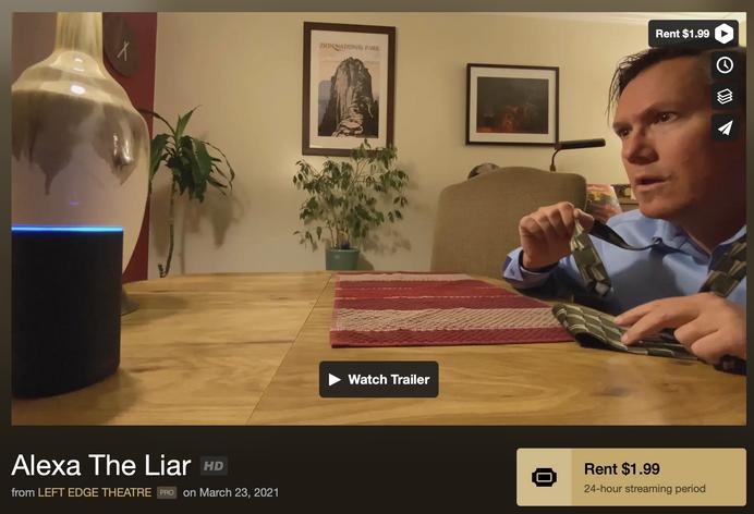 Alexa the Liar