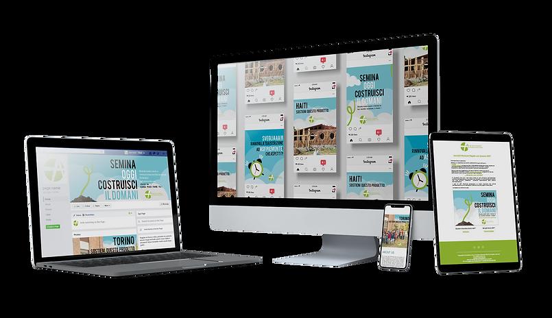 Comunicazione, campagna pubblicitaria. Euforia Creative Hub