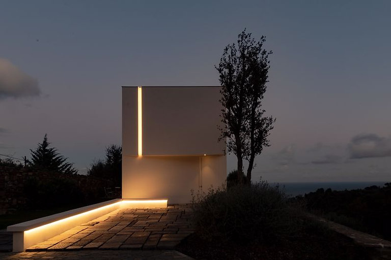 Fotografia: architettura, editing. Villa ad Alassio 2019, Mygg Architecture. Mauro Fontana Fotografo.